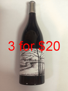 Wine Bottle Magnet 3 for $20