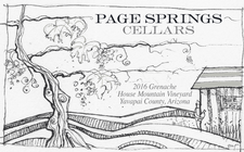 16 House Mountain Vineyard Grenache Image
