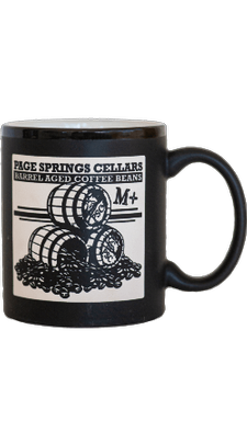 Barrel-Aged Coffee Mug