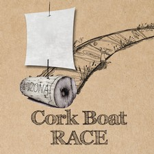 Cork Boat Race ticket