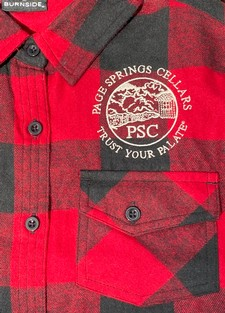 PSC Embroidered Flannel - Women