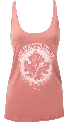 Watershed Mauve Tank Top