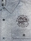 PSC Embroidered Flannel - Men